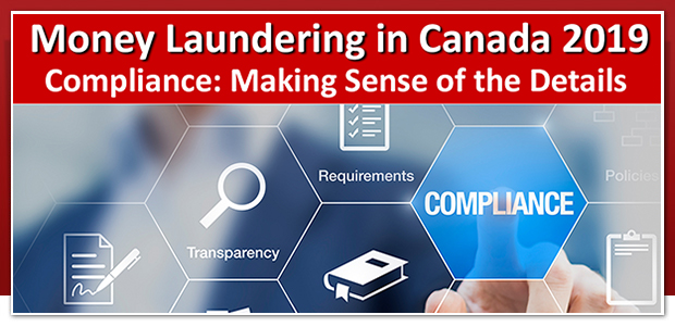 About Business Crime Solutions - Money Laundering in Canada